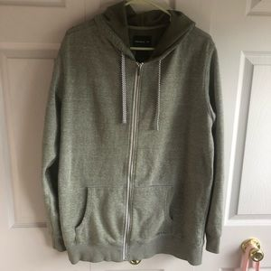 O'Neill Men's Zip Up Hoodie Size Large